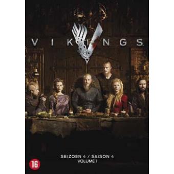 VikingsVikings Saison 4 Part 1-BIL
