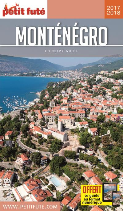 Montenegro 2017-2018 petit fute + offre num