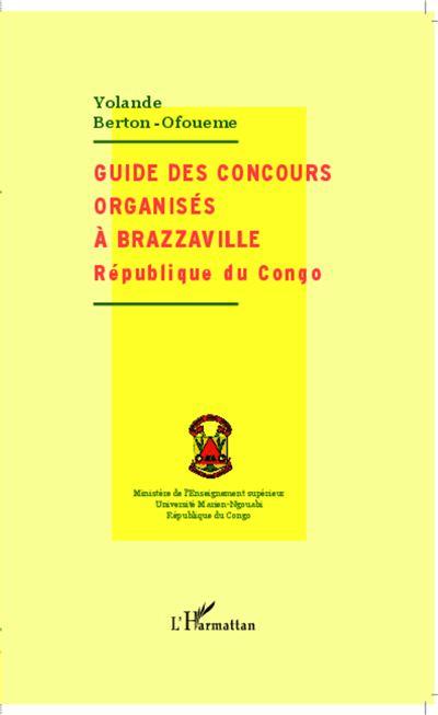 Guide des concours organisés à Brazaville République du Congo
