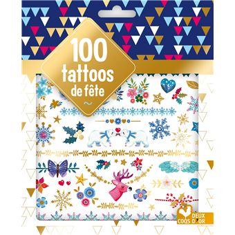 100 tattoos de fête