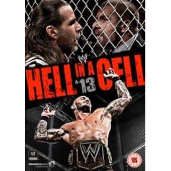 WWE Hell in a Cell 2013 DVD