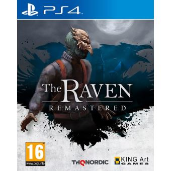 THE RAVEN REMASTERED FR/NL PS4