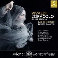 Vivaldi: L'Oracolo in Messenia  - 2CD