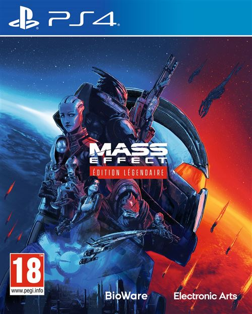 Mass Effect : Edition Légendaire PS4