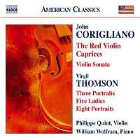 Red Violin Caprices/Violinsonate