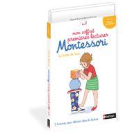 Mon coffret premières lectures Montessori La botte de Suzi - 3 histoires - niveau 1