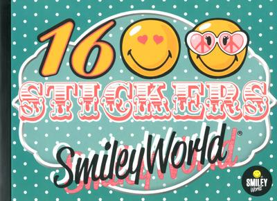 1 600 stickers :  filles