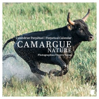 Calendrier perpetuel camargue nature