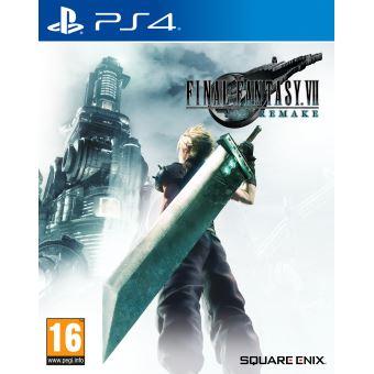 Final fantasy vii remake FR/NL PS4
