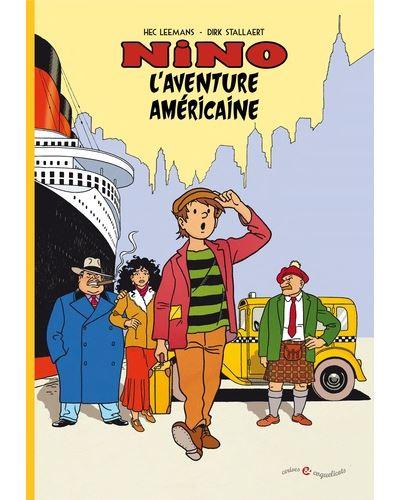 Nino, l'aventure américaine