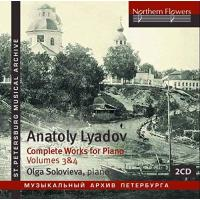 COMPLETE WORKS FOR PIANO VOL.3-4