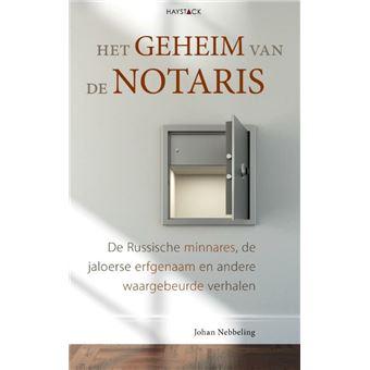 Geheim Van De Notaris