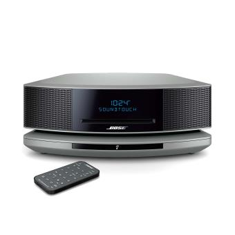 micro cha ne hi fi bose wave music system soundtouch iv argent cha ne hi fi achat prix fnac. Black Bedroom Furniture Sets. Home Design Ideas