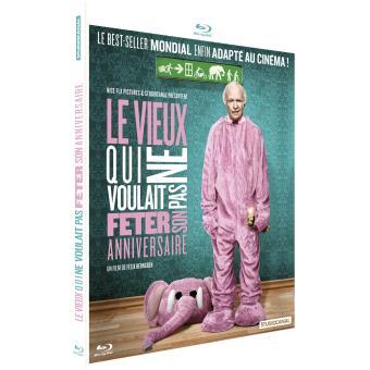 Le Vieux Qui Ne Voulait Pas Feter Son Anniversaire Blu Ray Felix