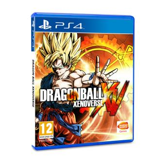 dragon ball xenoverse ps4 jeux vid o achat prix fnac. Black Bedroom Furniture Sets. Home Design Ideas