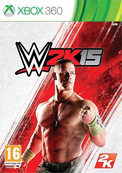 WWE 2K15 Xbox 360 - Xbox 360