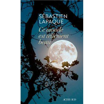 Ce monde est tellement beau - broché - Sébastien Lapaque - Achat Livre ou  ebook | fnac