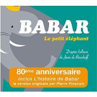Babar le petit éléphant - 80ème anniversaire