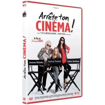 Arrête ton cinéma ! DVD