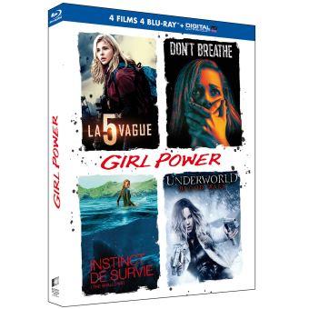 Coffret Girl Power Blu-ray