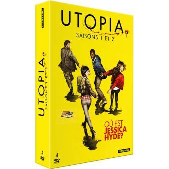 UtopiaCoffret intégral de la Saison 1 & 2 DVD