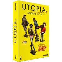 Coffret intégral de la Saison 1 & 2 DVD
