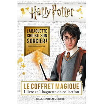 Harry PotterLe coffret Magique