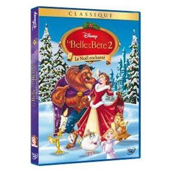 La Belle et la BêteLe Noël enchanté - DVD