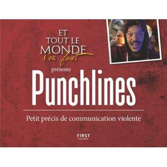 """Résultat de recherche d'images pour """"punchlines livre"""""""