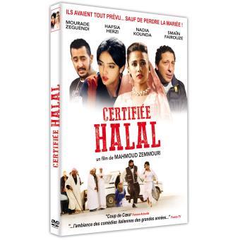 Certifiée Halal DVD