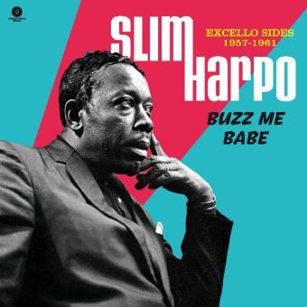 BUZZ ME BABE-EXCELLE SIDES 1957-1961/LP