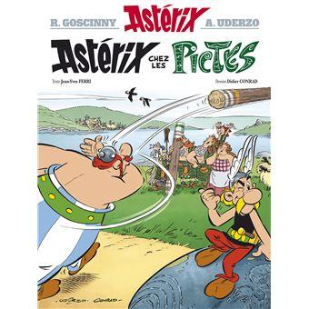 AstérixAstérix chez les Pictes