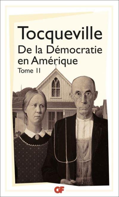 De la démocratie en Amérique (Tome 2) - 9782081434950 - 6,99 €