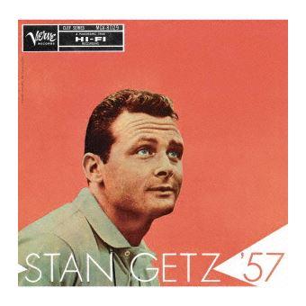 Stan getz 57 reissue ltd