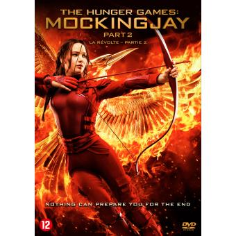 HUNGER GAMES 4 MOCKING JAY PART 2-FR + NL