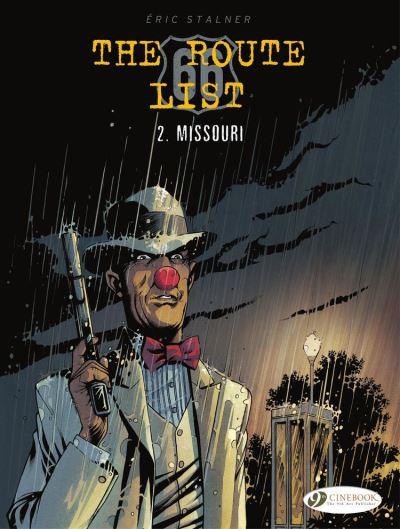 The Route 66 List - Volume 2 - Missouri