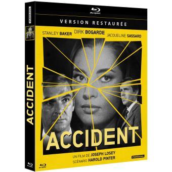 Accident - Blu-Ray