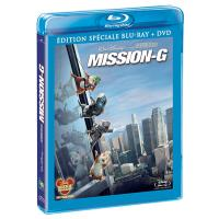Mission-G - Combo Blu-Ray + DVD