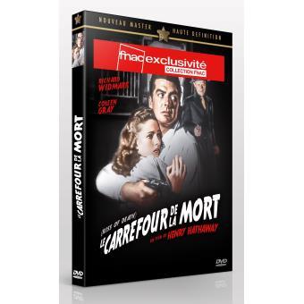 Le carrefour de la mort DVD