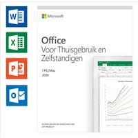 Microsoft Office 2019 Home & Business NL