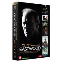 Coffret Eastwood Viva Portrait DVD