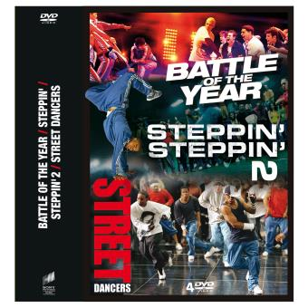 Coffret Hip hop DVD