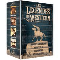 Coffret Les Légendes du Western 4 films DVD