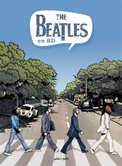 Les Beatles en BD