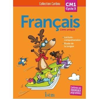 Caribou Francais Cm1 Livre Eleve
