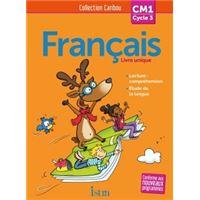 Caribou Francais Cm1 Livre De L Eleve