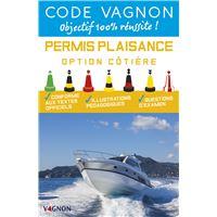 Code Vagnon - Permis plaisance - Option côtière