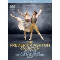 The Frederick Ashton Collection Volume 2 DVD