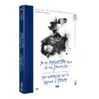 Coffret Akira Kurosawa 2 films Combo DVD +  Blu-ray