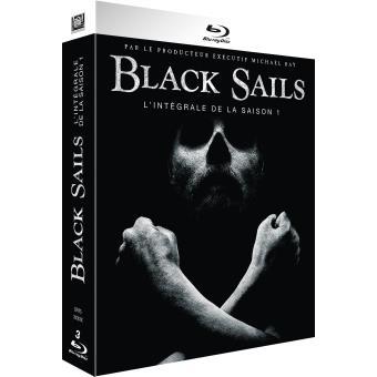 Black SailsBlack Sails Saison 1 Coffret Blu-ray